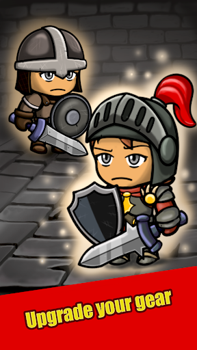 Télécharger Dungeon Knights apk mod screenshots 3