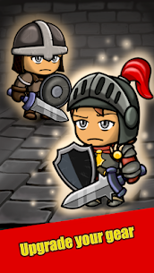 Dungeon Knights 1.30 Apk Mod [DINHEIRO INFINITO] 3