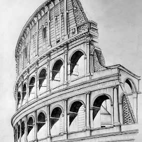C-Seum by Paul Murray - Drawing All Drawing ( #drawing )