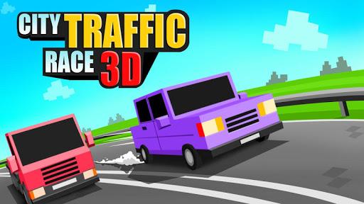 도시 교통 경쟁 3D