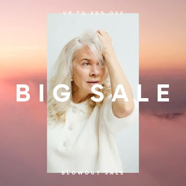 Big Blowout Sale - Video Template