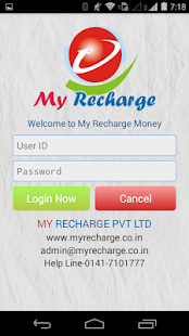 MyRecharge Money- screenshot thumbnail