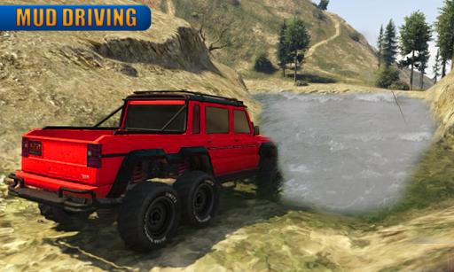 Very Tough Offroad Driving (Simulator) 4x4  screenshots 3