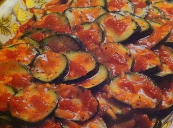 Zucchini & Tomatoes Recipe