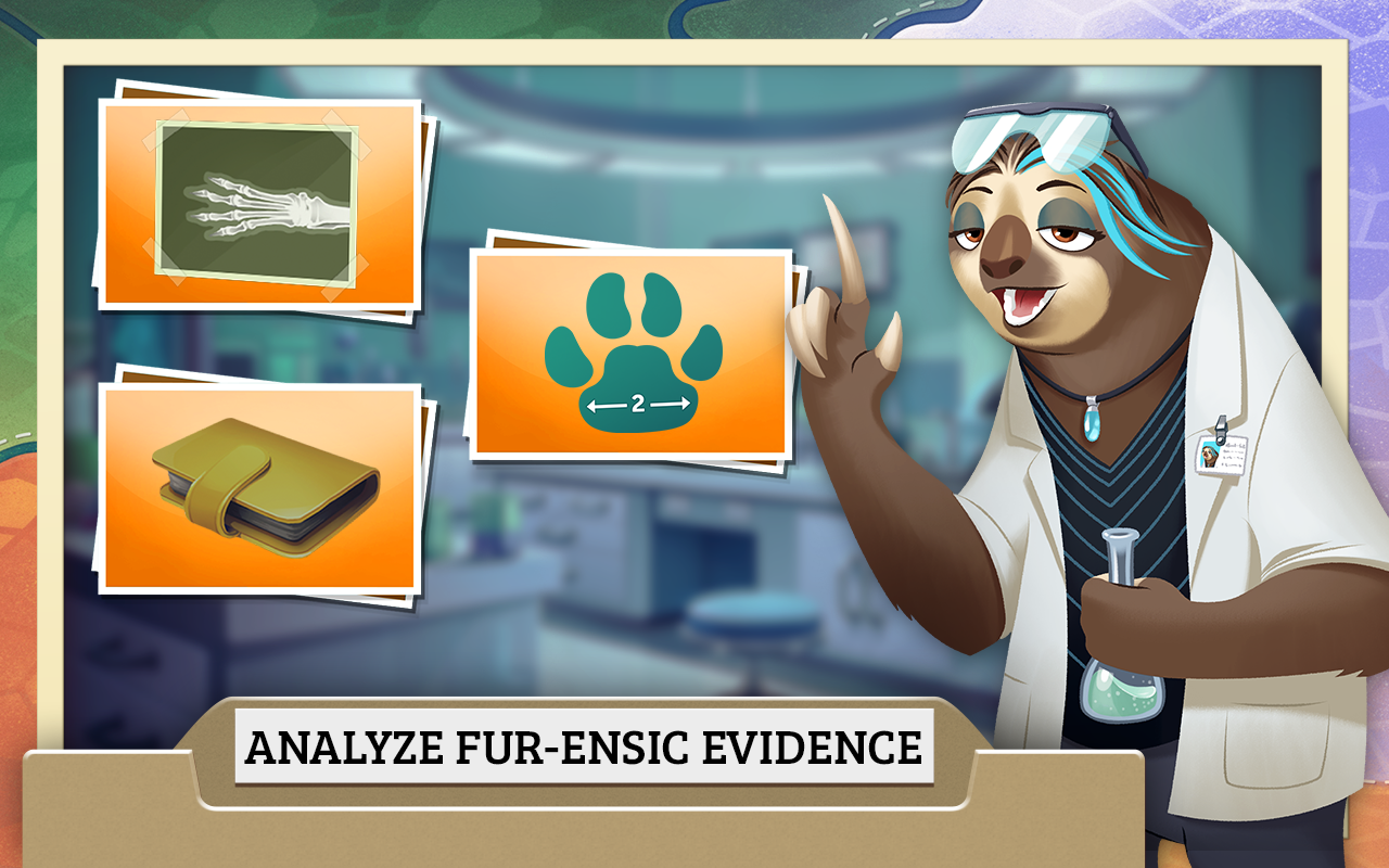 Zootopia Crime Files screenshot #2