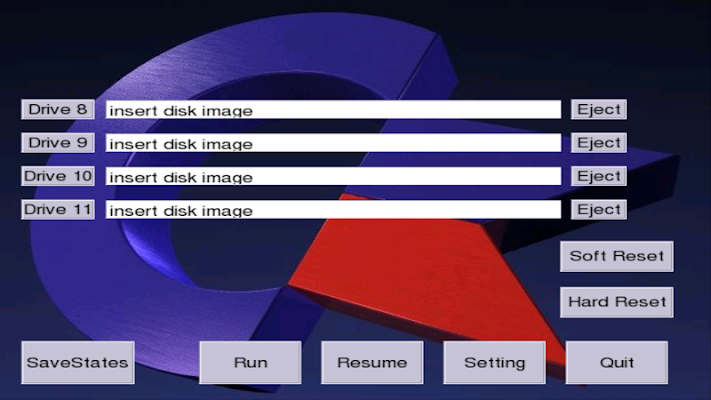 ViceC64 - screenshot