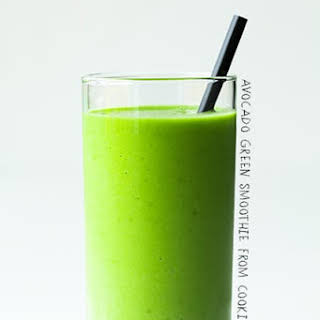 Avocado Green Smoothie.