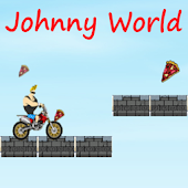 Johnny Rider Run For Lego