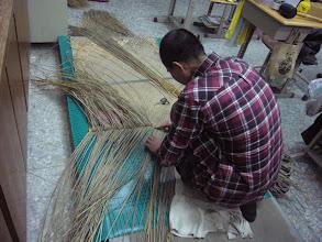 Photo: 20110315藺草編織的創意與技巧001