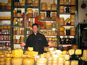 Photo: Cheese... Yummy DeGaulle used to say you cannot run a country that has more than 400 cheese: Argentina seems to be close to France in that department!