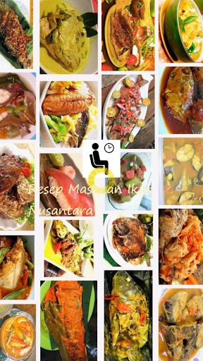 Resep Masakan Ikan Nusantara