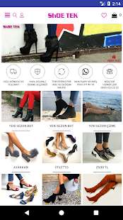 Shoetekfiyat.com - náhled