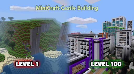 MiniCraft Castle Building for PC