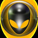 alien skin yellow poweramp Icon