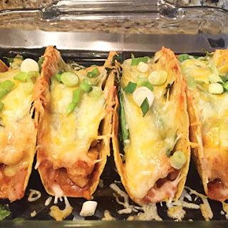 21 Day Fix Baked Tacos.