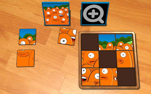 Jigsaw Blocks Cartoons- screenshot thumbnail