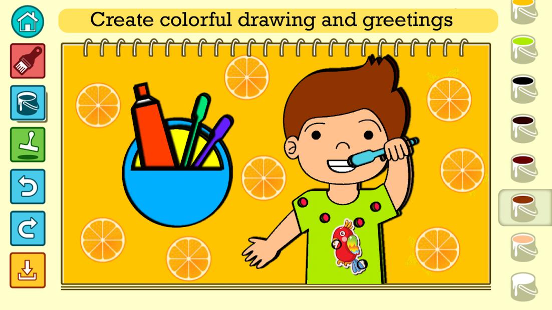 520a54177 ... Kindergarten Kids Learning: Fun Educational Games Android App  Screenshot ...