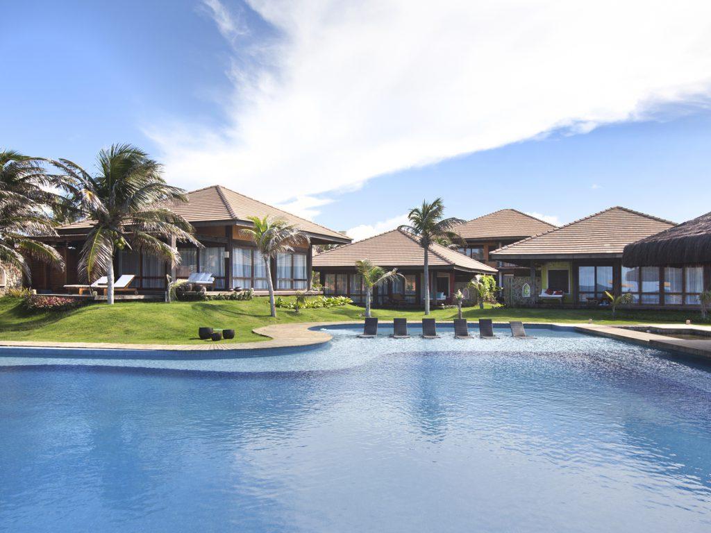 Zorah Beach Hotel - Um sonho indiano em pleno Ceará