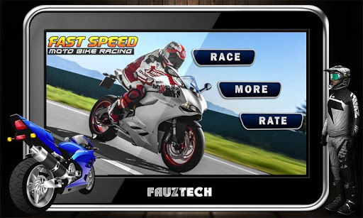 Fast Speed Moto Bike Racing 3D