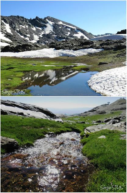 Lagunillas de la Virgen, PN. Sierra Nevada (Fotos de Sergio SMS)