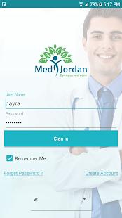 MedXJordan - náhled