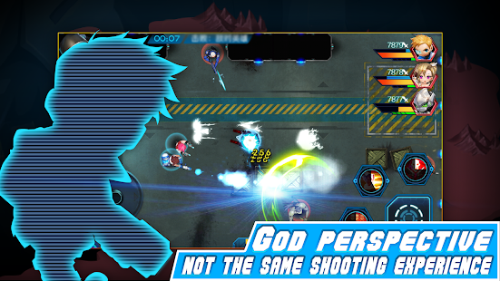 Shooting Legends Screenshot
