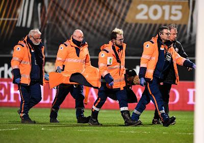 Buteur puis évacué sur civière: Lille s'inquiète pour Victor Osimhen