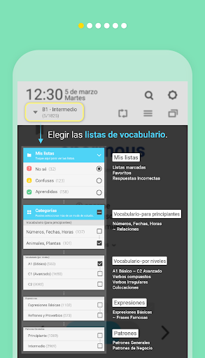 WordBit Inglés (pantalla bloqueada) - screenshot