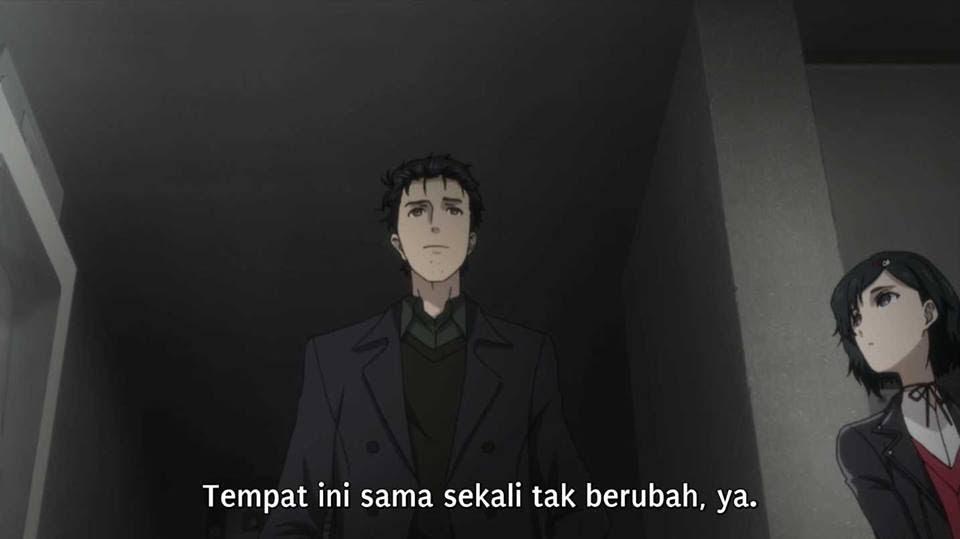 Steins;Gate 0 Episode 1 Subtitle Indonesia