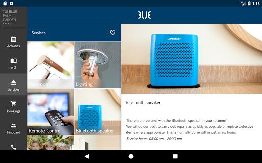 BLUE App 3.7.1 screenshots 7