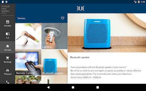 App BLUE App APK for Windows Phone