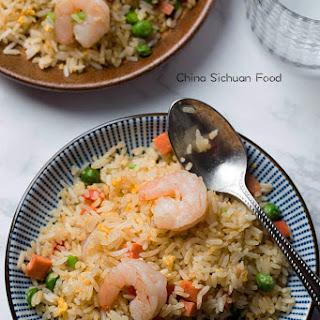 Chinese Fried Rice (Yangzhou Fried Rice) Recipe