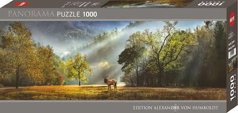 AvH: Morning Salute (1000 pieces panorama)