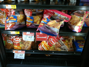 Photo: Next, I went to find the Tyson Chicken Nuggets. We love all of the varieties!