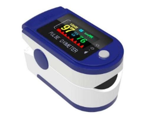 Oximetro De Pulso Tft TFT
