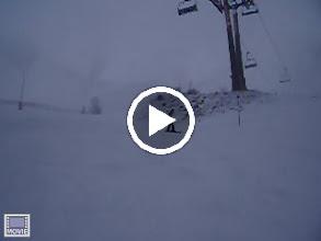 Video: Video de Manu bajando entre los cañones y su ruido ensordecedor.