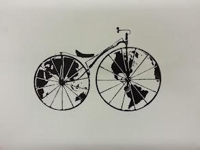 Photo: Screen print on 100% Cotton paper