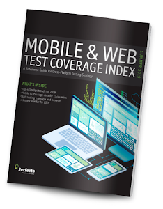 Mobile & Web Test Coverage Index for How To Build Smarter Cross-Platform Testing