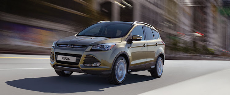 A Ford Kuga. Image: FORD