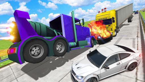 Truck Traffic 1.0 screenshots 5