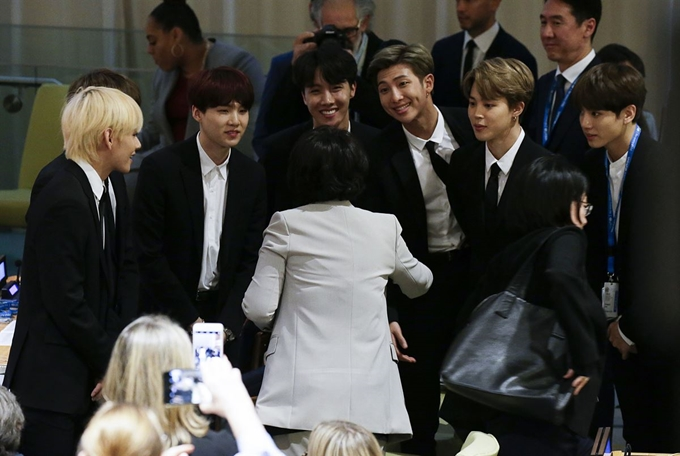bts first lady 1