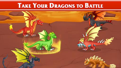 Dragon Paradise City: Breeding War Game 1.2.41 {cheat|hack|gameplay|apk mod|resources generator} 3