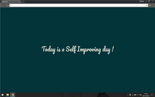 Theme of Today