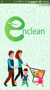 Enclean - náhled