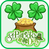 St Patricks Day Photo Stickers