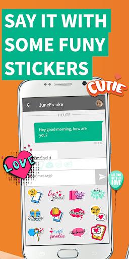 yoomee - Flirt Dating Chat App J19.M10.T28.R1 2