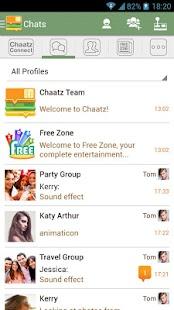 Chaatz - screenshot thumbnail