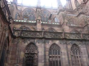 Photo: Catedral d'Estrasburg