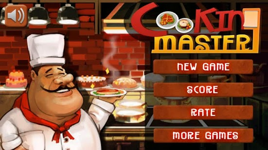 Cooking Master Screenshot