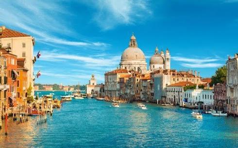Venice City Tile Puzzle 6